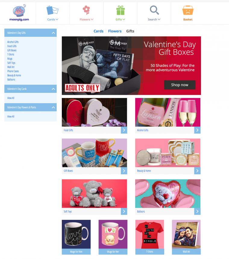 valentines day cards moonpig Valentine Day – Moonpig Valentine Cards