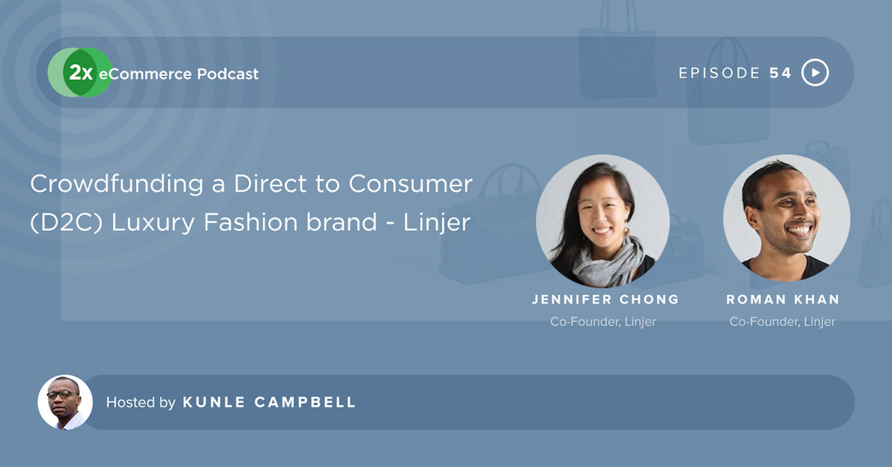 Crowdfunding Fashion Ecommerce: Linjer Successfully Raised
