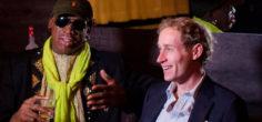 How this Entrepreneur Built a Thriving Vodka brand with NBA Player Dennis Rodman