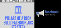 Audiences and Targeting (DAY 1) ~ Pillars of a Rock Solid Facebook Ads Strategy