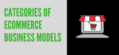 ♺ Categories of Ecommerce Business Models ♺