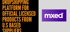 mxed app: Dropshipping Platform for Official Licensed Products from U.S based Suppliers