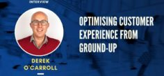 Optimising Customer Experience from Ground-Up • w/Derek O'Carroll, Brightpearl