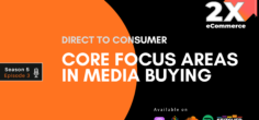 Core Focus Areas in Media Buying for Direct-to-Consumer Commerce