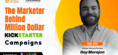 The Marketer Behind Million Dollar Kickstarter Campaigns
