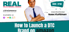 How to Launch a DTC Brand on Amazon