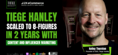 Scaling DTC Mens Grooming Brand Tiege Hanley to 8-figures+ in 2 Years