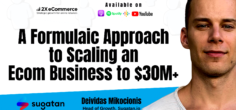 A Formulaic Approach to Scaling an Ecom Business to $30M+
