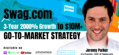 The Go-to-Market Strategy that Grew Bootstrapped Swag.com to $10M+ in 3 years