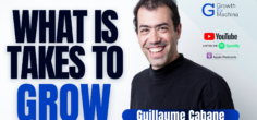 """Guillaume """"𝑮"""" Cabane – on Hacking Growth in eCommerce"""