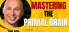 A Deep Understanding of the Primal and Conscious Brain